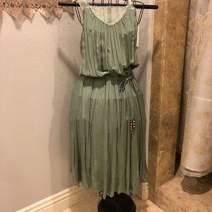 Vintage Development silk dress